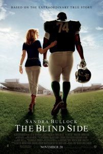 Image 1: The Blind Side Movie Poster